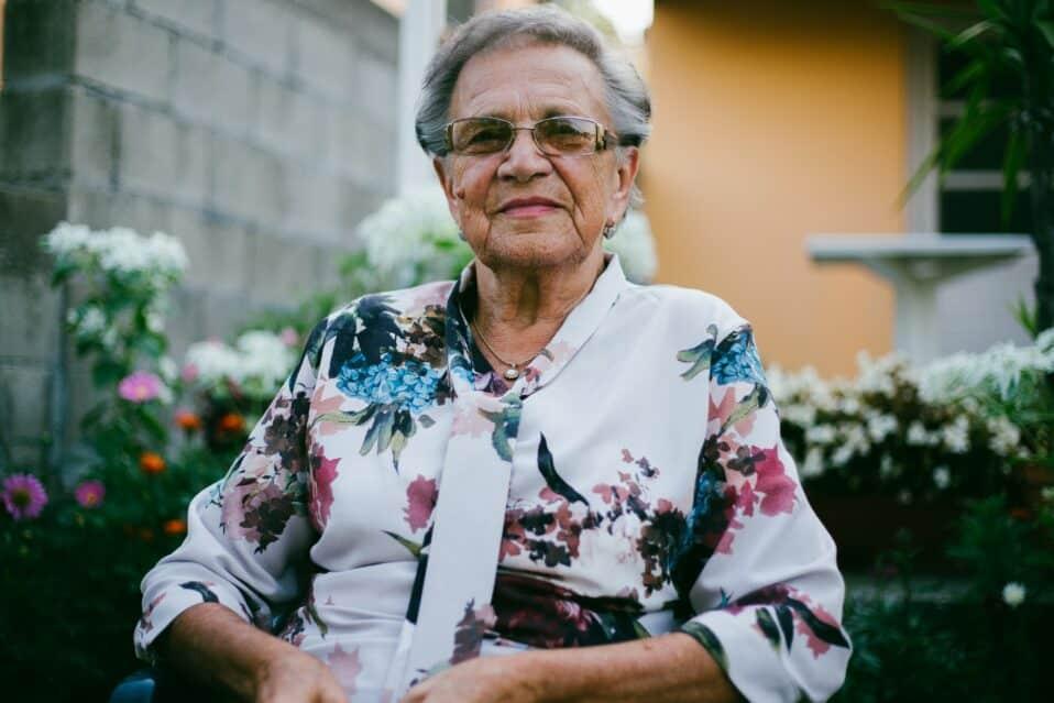 nursing home abuse USA old woman
